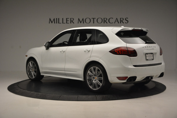 Used 2014 Porsche Cayenne GTS for sale Sold at Alfa Romeo of Greenwich in Greenwich CT 06830 4