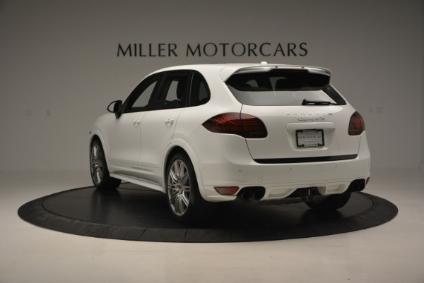 Used 2014 Porsche Cayenne GTS for sale Sold at Alfa Romeo of Greenwich in Greenwich CT 06830 5