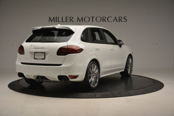 Used 2014 Porsche Cayenne GTS for sale Sold at Alfa Romeo of Greenwich in Greenwich CT 06830 7