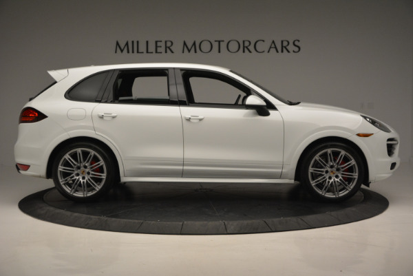 Used 2014 Porsche Cayenne GTS for sale Sold at Alfa Romeo of Greenwich in Greenwich CT 06830 9