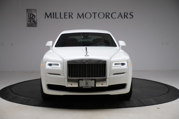 Used 2017 Rolls-Royce Ghost for sale $209,900 at Alfa Romeo of Greenwich in Greenwich CT 06830 3