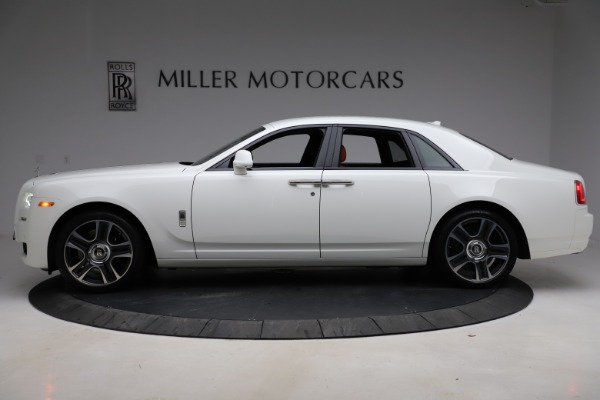 Used 2017 Rolls-Royce Ghost for sale $209,900 at Alfa Romeo of Greenwich in Greenwich CT 06830 4