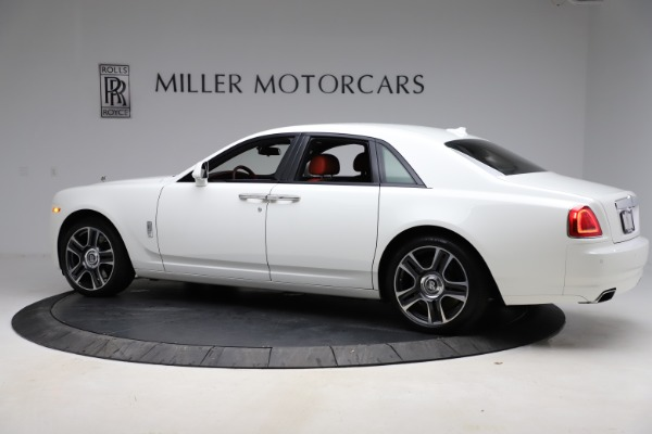 Used 2017 Rolls-Royce Ghost for sale $209,900 at Alfa Romeo of Greenwich in Greenwich CT 06830 5