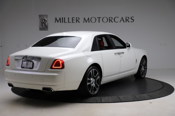 Used 2017 Rolls-Royce Ghost for sale $209,900 at Alfa Romeo of Greenwich in Greenwich CT 06830 9