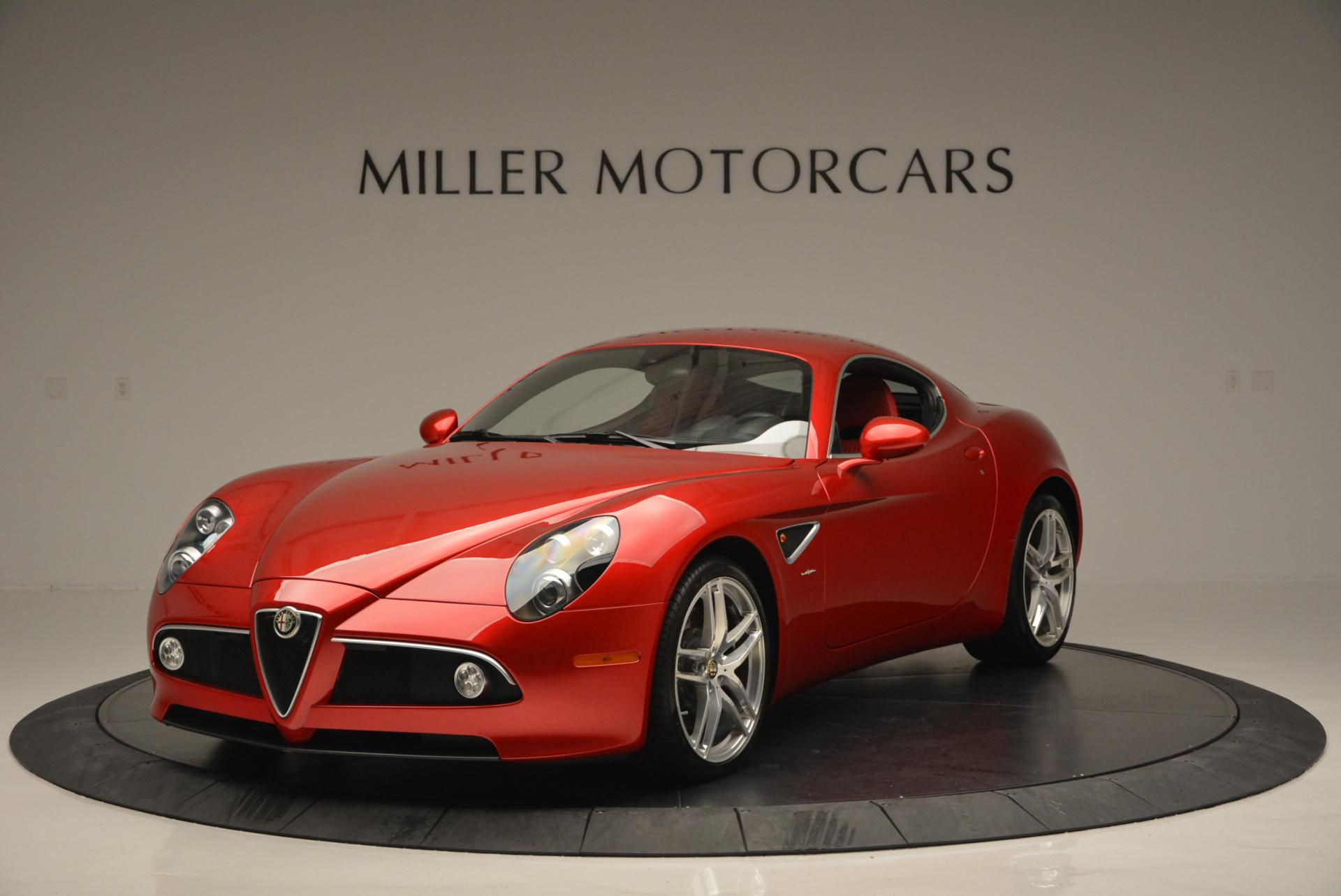 Used 2008 Alfa Romeo 8C for sale Sold at Alfa Romeo of Greenwich in Greenwich CT 06830 1