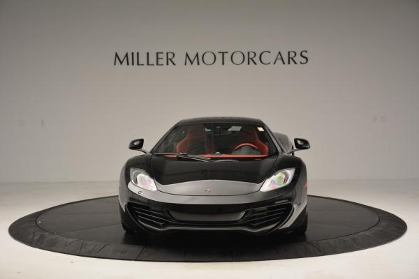 Used 2012 McLaren MP4-12C Coupe for sale Sold at Alfa Romeo of Greenwich in Greenwich CT 06830 12
