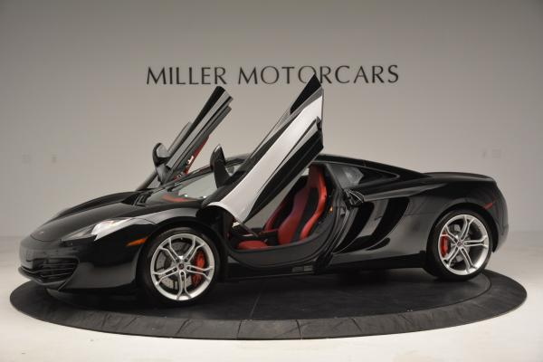 Used 2012 McLaren MP4-12C Coupe for sale Sold at Alfa Romeo of Greenwich in Greenwich CT 06830 14