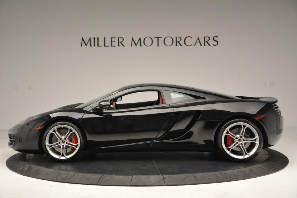Used 2012 McLaren MP4-12C Coupe for sale Sold at Alfa Romeo of Greenwich in Greenwich CT 06830 3