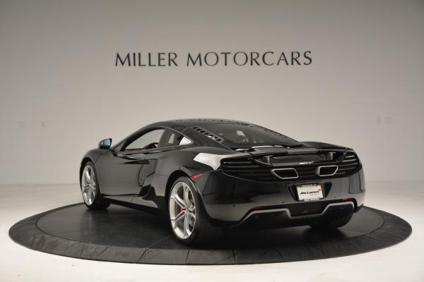 Used 2012 McLaren MP4-12C Coupe for sale Sold at Alfa Romeo of Greenwich in Greenwich CT 06830 5