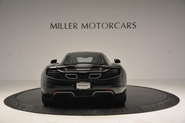 Used 2012 McLaren MP4-12C Coupe for sale Sold at Alfa Romeo of Greenwich in Greenwich CT 06830 6