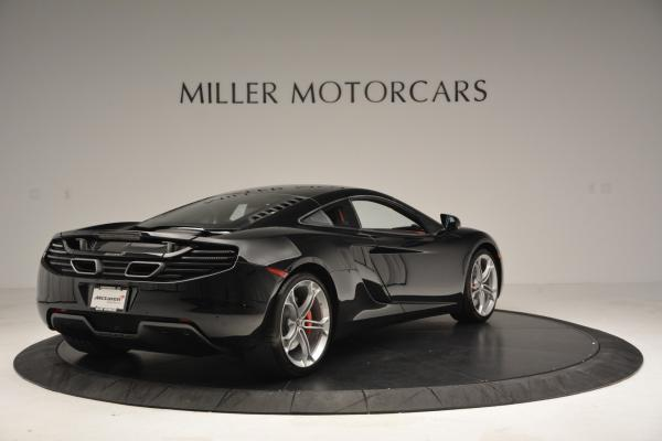 Used 2012 McLaren MP4-12C Coupe for sale Sold at Alfa Romeo of Greenwich in Greenwich CT 06830 7
