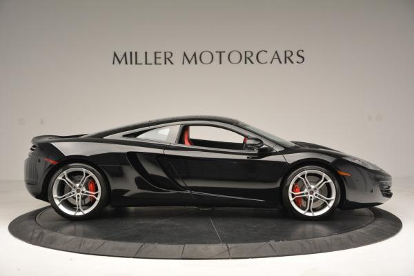 Used 2012 McLaren MP4-12C Coupe for sale Sold at Alfa Romeo of Greenwich in Greenwich CT 06830 9