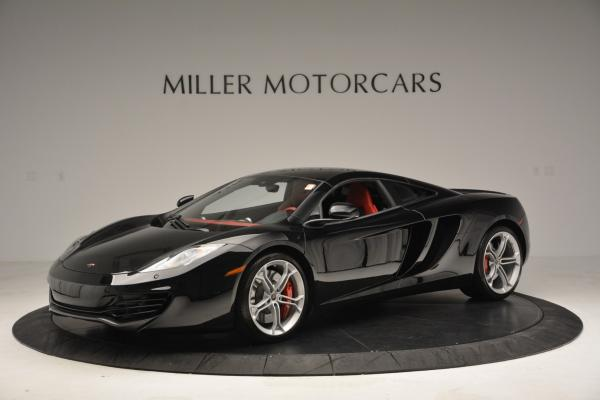 Used 2012 McLaren MP4-12C Coupe for sale Sold at Alfa Romeo of Greenwich in Greenwich CT 06830 1