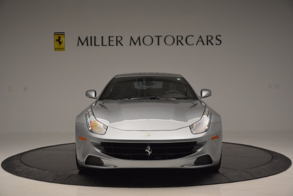 Used 2015 Ferrari FF for sale Sold at Alfa Romeo of Greenwich in Greenwich CT 06830 12