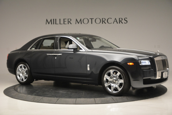 Used 2013 Rolls-Royce Ghost for sale Sold at Alfa Romeo of Greenwich in Greenwich CT 06830 11