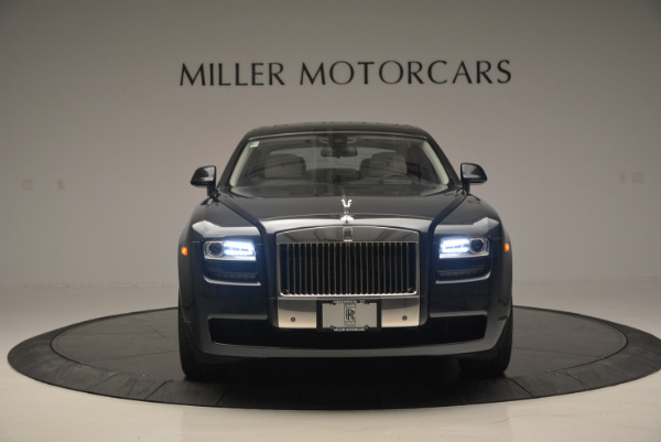 Used 2013 Rolls-Royce Ghost for sale Sold at Alfa Romeo of Greenwich in Greenwich CT 06830 13