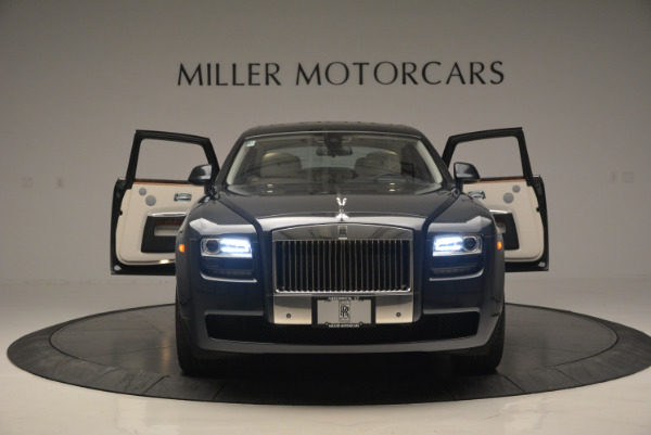 Used 2013 Rolls-Royce Ghost for sale Sold at Alfa Romeo of Greenwich in Greenwich CT 06830 14