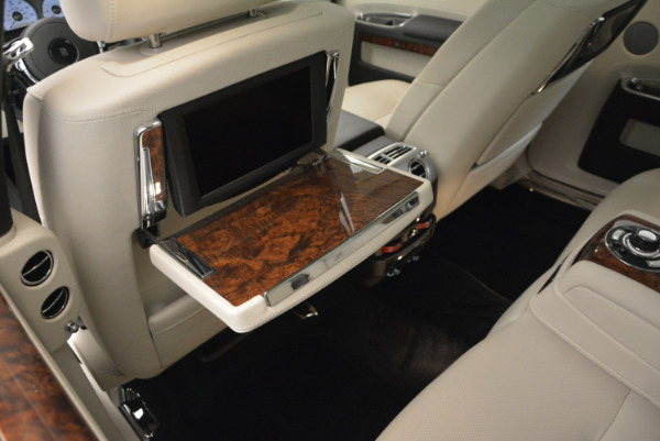 Used 2013 Rolls-Royce Ghost for sale Sold at Alfa Romeo of Greenwich in Greenwich CT 06830 23