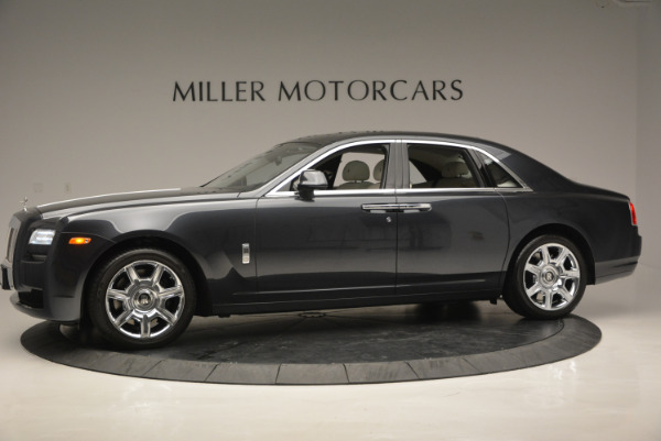 Used 2013 Rolls-Royce Ghost for sale Sold at Alfa Romeo of Greenwich in Greenwich CT 06830 3