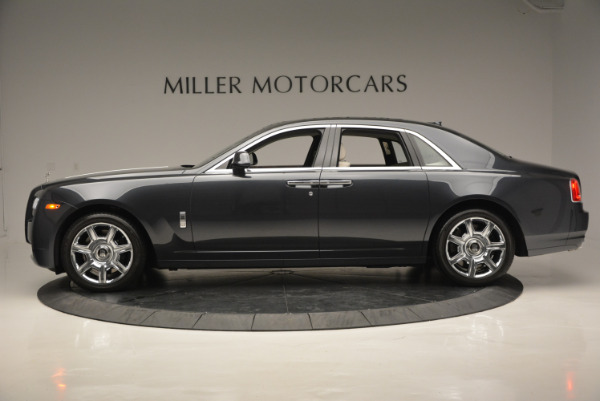 Used 2013 Rolls-Royce Ghost for sale Sold at Alfa Romeo of Greenwich in Greenwich CT 06830 4
