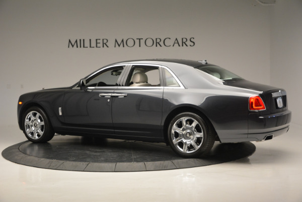 Used 2013 Rolls-Royce Ghost for sale Sold at Alfa Romeo of Greenwich in Greenwich CT 06830 5