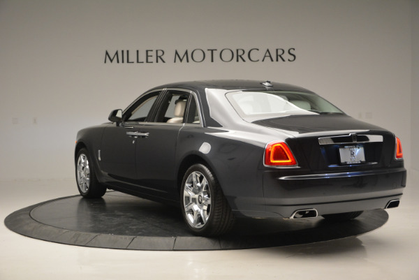 Used 2013 Rolls-Royce Ghost for sale Sold at Alfa Romeo of Greenwich in Greenwich CT 06830 6