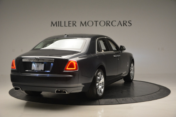 Used 2013 Rolls-Royce Ghost for sale Sold at Alfa Romeo of Greenwich in Greenwich CT 06830 8