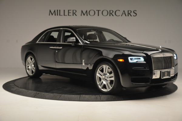 Used 2016 Rolls-Royce Ghost Series II for sale Sold at Alfa Romeo of Greenwich in Greenwich CT 06830 11