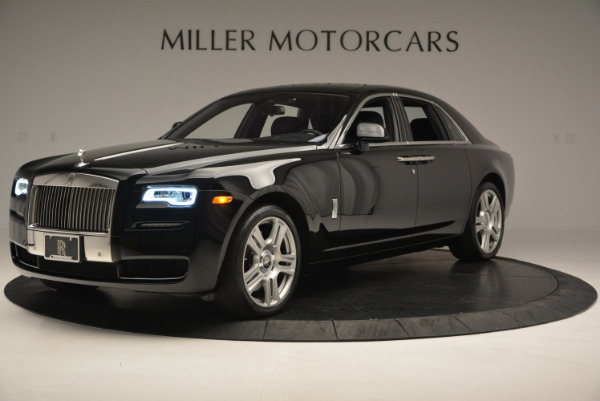 Used 2016 Rolls-Royce Ghost Series II for sale Sold at Alfa Romeo of Greenwich in Greenwich CT 06830 2
