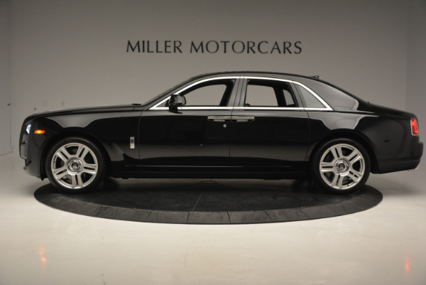 Used 2016 Rolls-Royce Ghost Series II for sale Sold at Alfa Romeo of Greenwich in Greenwich CT 06830 3