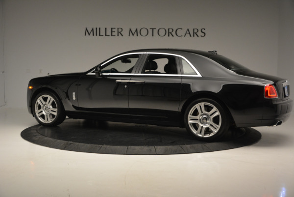Used 2016 Rolls-Royce Ghost Series II for sale Sold at Alfa Romeo of Greenwich in Greenwich CT 06830 4