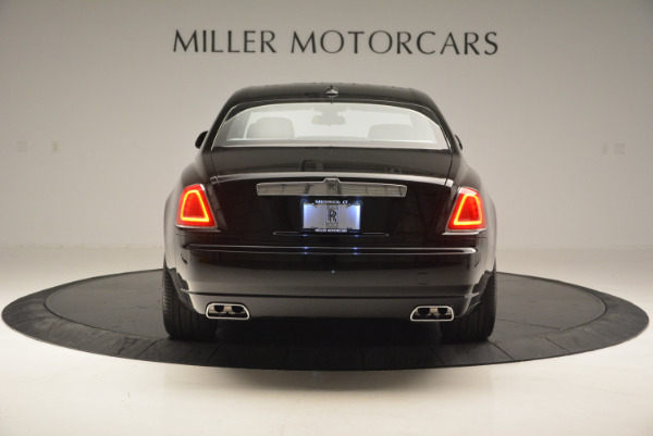 Used 2016 Rolls-Royce Ghost Series II for sale Sold at Alfa Romeo of Greenwich in Greenwich CT 06830 6