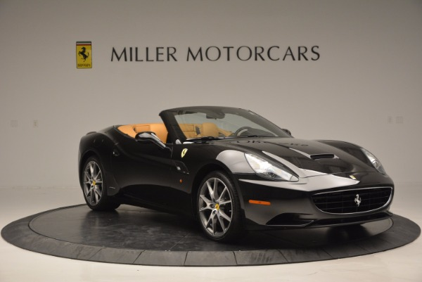 Used 2010 Ferrari California for sale Sold at Alfa Romeo of Greenwich in Greenwich CT 06830 11