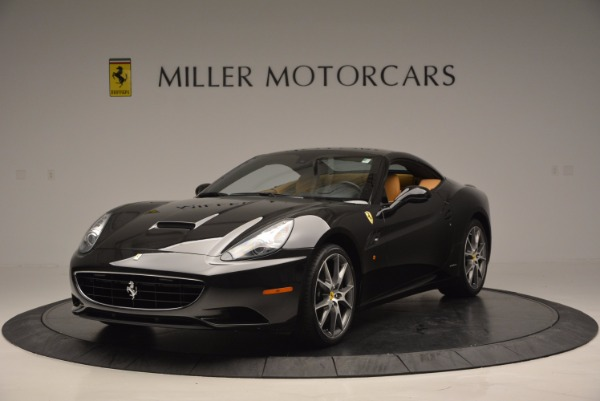 Used 2010 Ferrari California for sale Sold at Alfa Romeo of Greenwich in Greenwich CT 06830 13