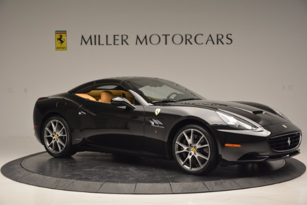 Used 2010 Ferrari California for sale Sold at Alfa Romeo of Greenwich in Greenwich CT 06830 22