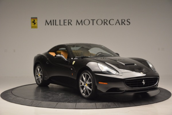 Used 2010 Ferrari California for sale Sold at Alfa Romeo of Greenwich in Greenwich CT 06830 23