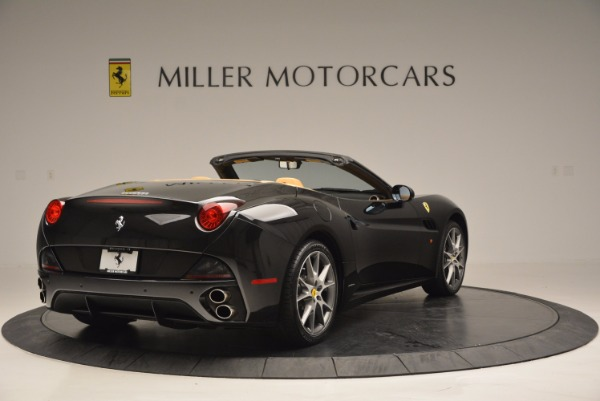 Used 2010 Ferrari California for sale Sold at Alfa Romeo of Greenwich in Greenwich CT 06830 7