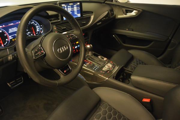Used 2014 Audi RS 7 4.0T quattro Prestige for sale Sold at Alfa Romeo of Greenwich in Greenwich CT 06830 14