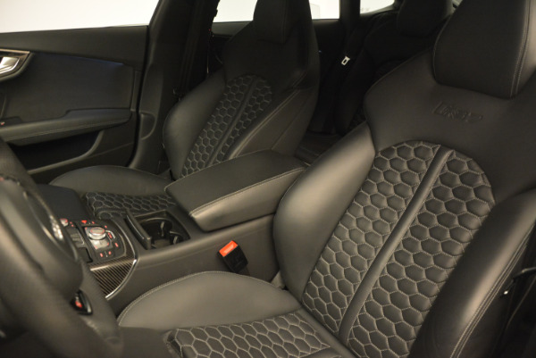 Used 2014 Audi RS 7 4.0T quattro Prestige for sale Sold at Alfa Romeo of Greenwich in Greenwich CT 06830 16