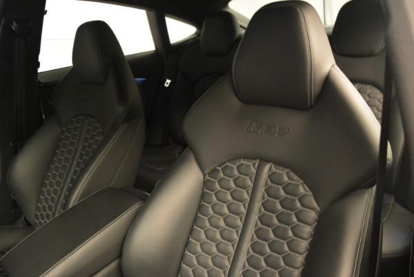 Used 2014 Audi RS 7 4.0T quattro Prestige for sale Sold at Alfa Romeo of Greenwich in Greenwich CT 06830 17