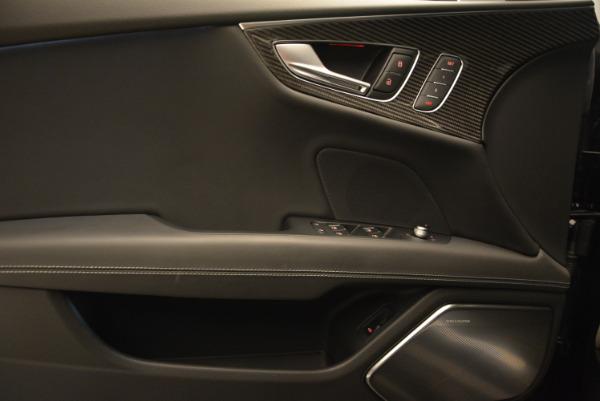 Used 2014 Audi RS 7 4.0T quattro Prestige for sale Sold at Alfa Romeo of Greenwich in Greenwich CT 06830 19