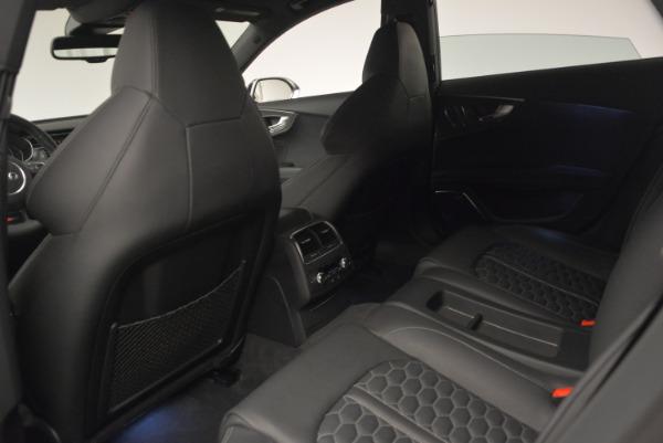 Used 2014 Audi RS 7 4.0T quattro Prestige for sale Sold at Alfa Romeo of Greenwich in Greenwich CT 06830 20