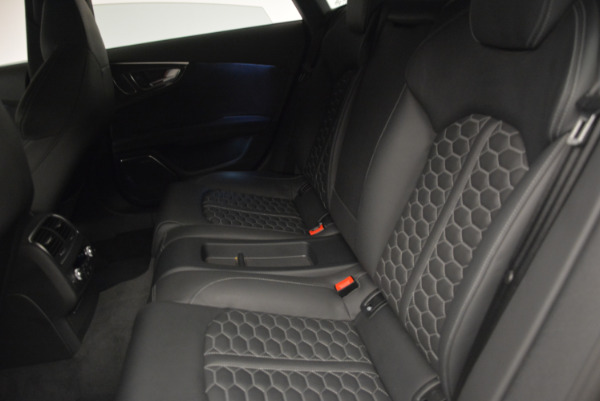Used 2014 Audi RS 7 4.0T quattro Prestige for sale Sold at Alfa Romeo of Greenwich in Greenwich CT 06830 21
