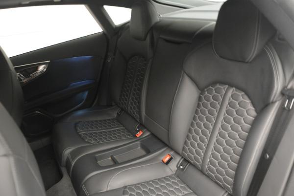 Used 2014 Audi RS 7 4.0T quattro Prestige for sale Sold at Alfa Romeo of Greenwich in Greenwich CT 06830 22