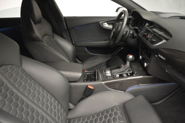 Used 2014 Audi RS 7 4.0T quattro Prestige for sale Sold at Alfa Romeo of Greenwich in Greenwich CT 06830 24
