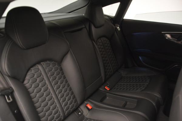 Used 2014 Audi RS 7 4.0T quattro Prestige for sale Sold at Alfa Romeo of Greenwich in Greenwich CT 06830 26