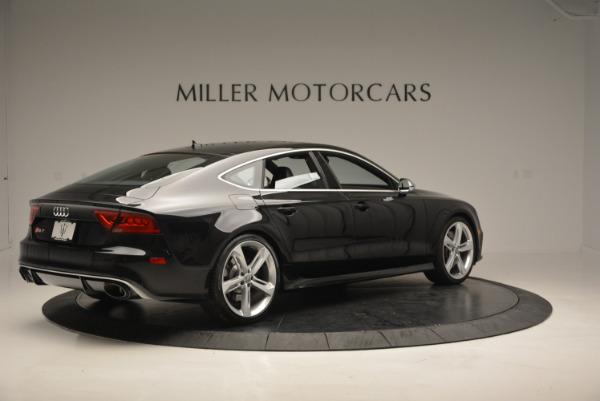 Used 2014 Audi RS 7 4.0T quattro Prestige for sale Sold at Alfa Romeo of Greenwich in Greenwich CT 06830 8