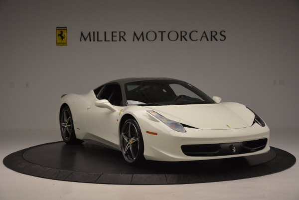 Used 2012 Ferrari 458 Italia for sale Sold at Alfa Romeo of Greenwich in Greenwich CT 06830 11