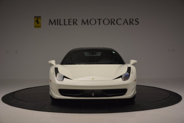 Used 2012 Ferrari 458 Italia for sale Sold at Alfa Romeo of Greenwich in Greenwich CT 06830 12
