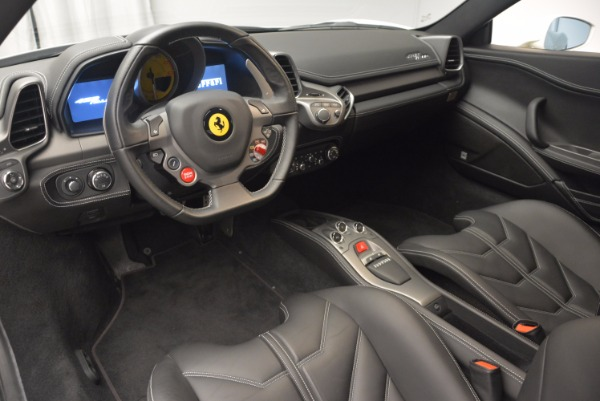 Used 2012 Ferrari 458 Italia for sale Sold at Alfa Romeo of Greenwich in Greenwich CT 06830 13